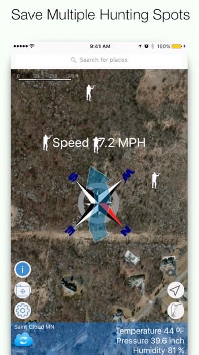 download Wind Direction for Deer Hunting - Deer Windfinder apps 2