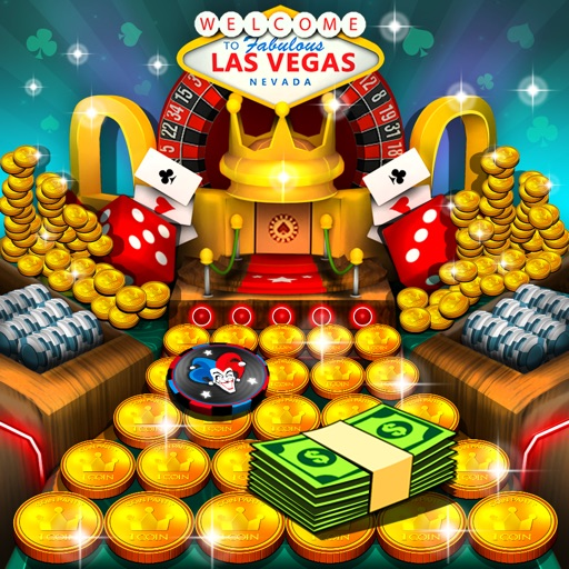 Casino Party: Coin Pusher