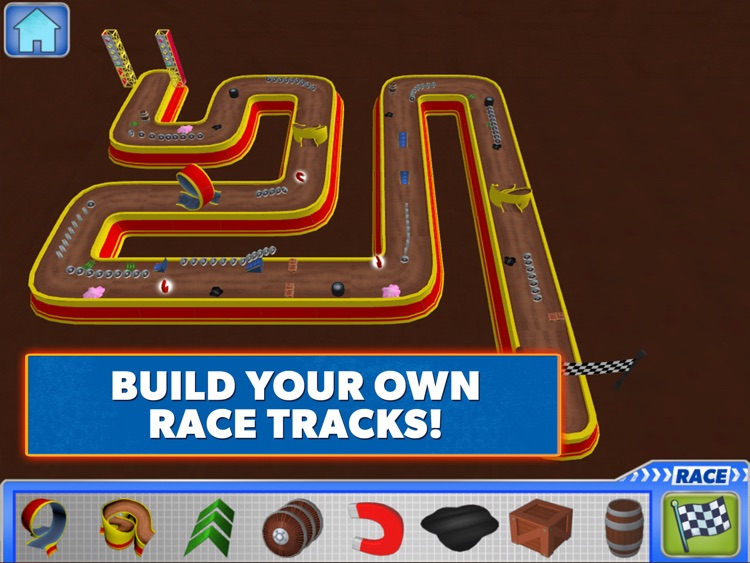 Blaze and the Monster Machines - Racing Game HD screenshot-4