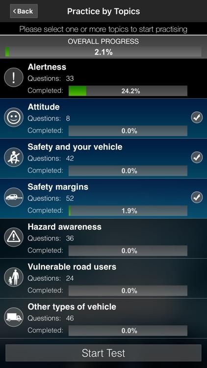 Drivers Ed Free: DMV Permit Practice Driving Test screenshot-3