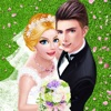 High School Sweetheart Wedding Day Salon for Girls
