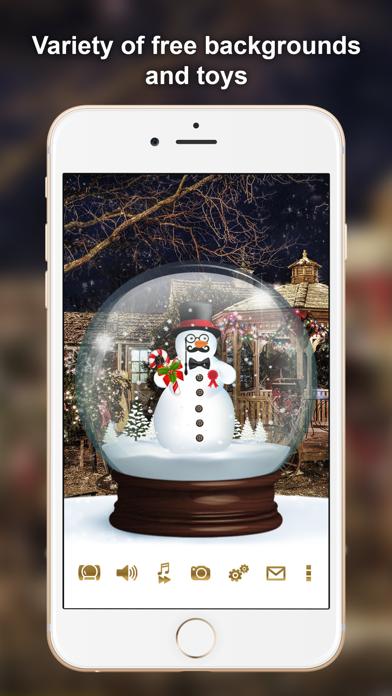 Winter Globe screenshot three