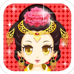 Princess Dress Up - Fashion Make Up Games For kids