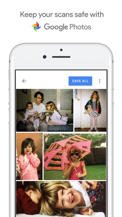 PhotoScan - scanner by Google Photos screenshot-3
