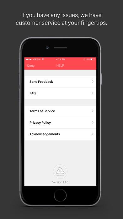 Houdini Playlist Transfer app image