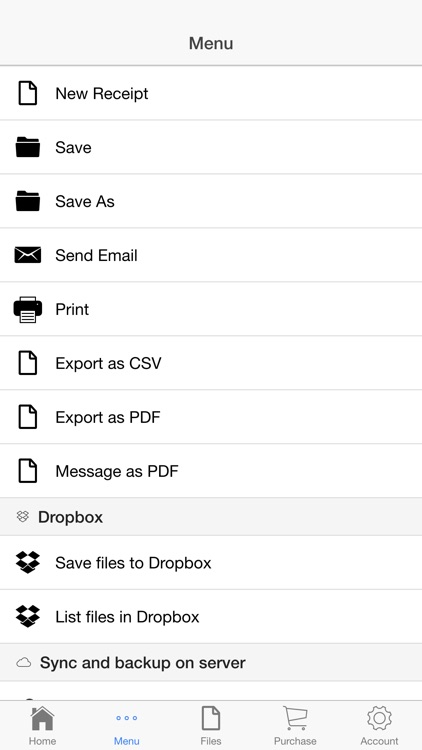 Sales Receipt screenshot-4