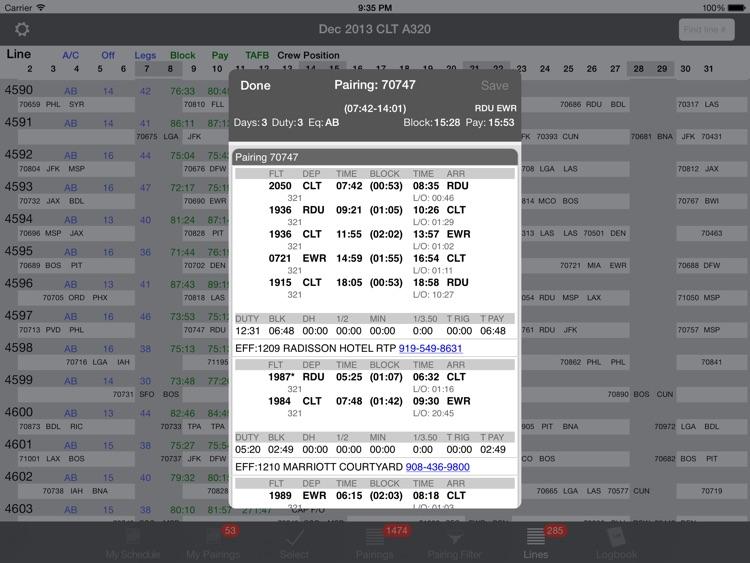 WinBid Schedule screenshot-3