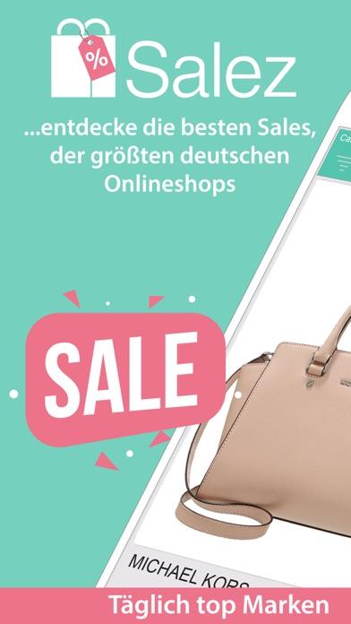 Salez - Shop the best sales & looksScreenshot von 1