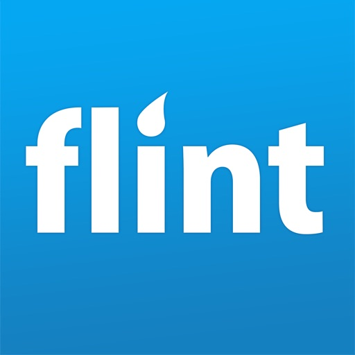 Flint - Accept Cards, No Dongles.  Invoicing. app logo