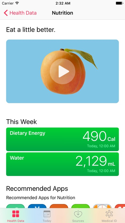 Fitness Sync for Fitbit to Apple Health screenshot-3