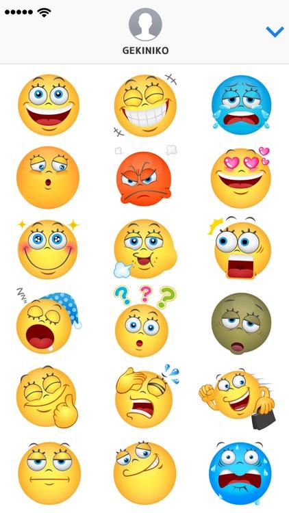 Emotions - StickerPack