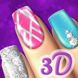 Beauty Nail Design Game.s: Cute Art Makeover Salon