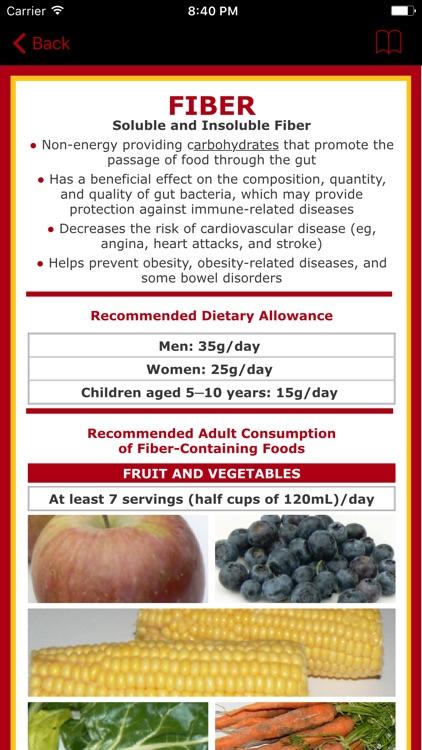 Nutrient Tracker: Fruits screenshot-3