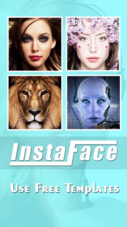 InstaFace - Face Morphing screenshot-3