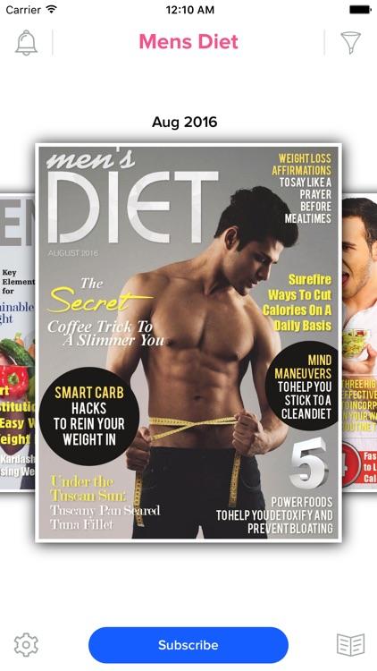Men's Diet Magazine