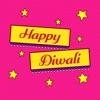 Diwali Greetings - Festival of Lights Stickers