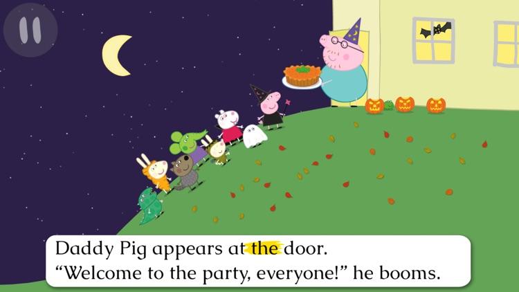 Peppa Pig Book: Pumpkin Party screenshot-3