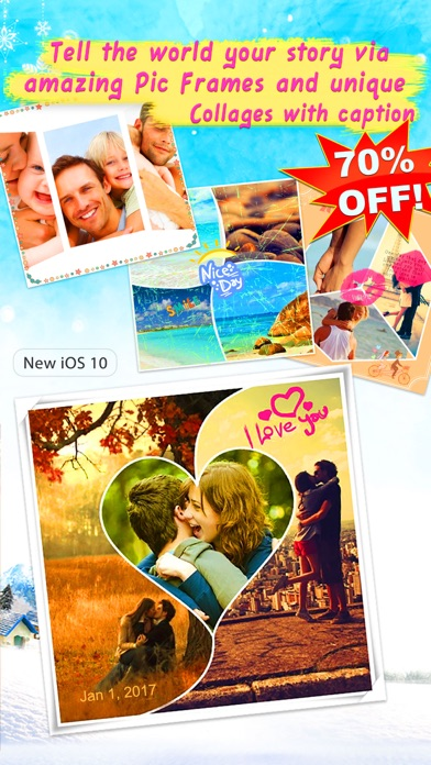 LiveCollage Classic - Instant Collage Maker