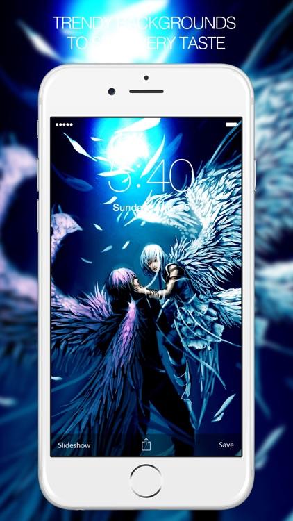 Angel Wallpapers – Fantasy Angel & Fairy Wallpaper screenshot-3