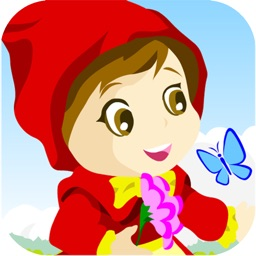 Little Red Riding Hood (Kids Story Book)
