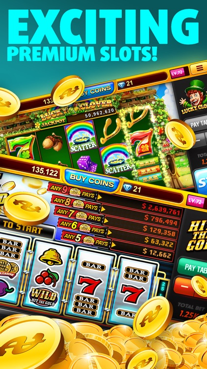 Real Casino Slots screenshot-4