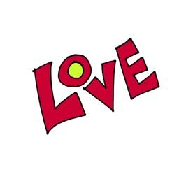 love doodles! stickers