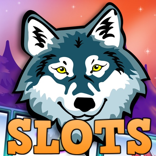 Howling Moon Wolf Slots Lion Casino Slot Machine