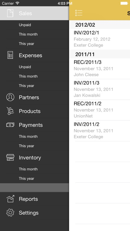 MojaFaktura | MyInvoice screenshot-2
