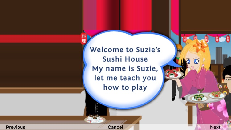Suzie's Sushi House screenshot-3