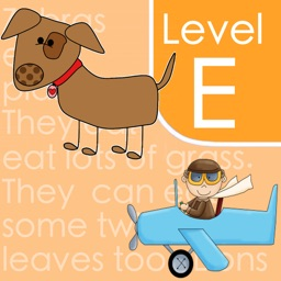 Guided Reading Level E: School Version