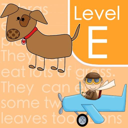 Guided Reading Level E: School Version