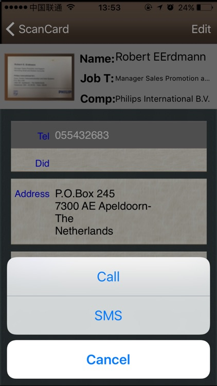 ScanCard - Bizcard Reader Pro screenshot-3