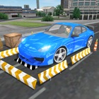 3D Car Estacionamento Driving School icon
