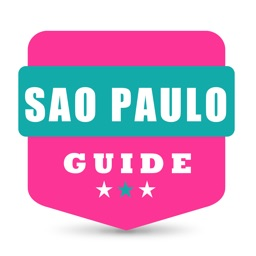 Sao Paulo travel guide and offline map - metro São Paulo subway saopaulo airport transport, city Sao Paulo guide, tourist traffic maps lonely planet Brazil worldcup trip advisor