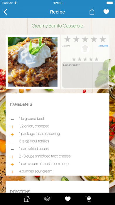 Casserole Recipes for You! screenshot two