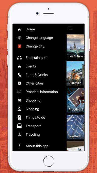 Blackpool App screenshot two