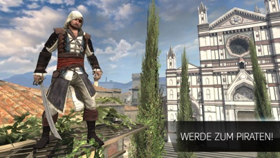 Screenshot for Assassin's Creed Identity in Germany App Store
