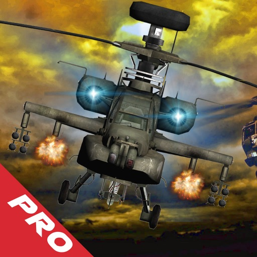 Air Combat Helicopter Race Pro - An Explosive Flight