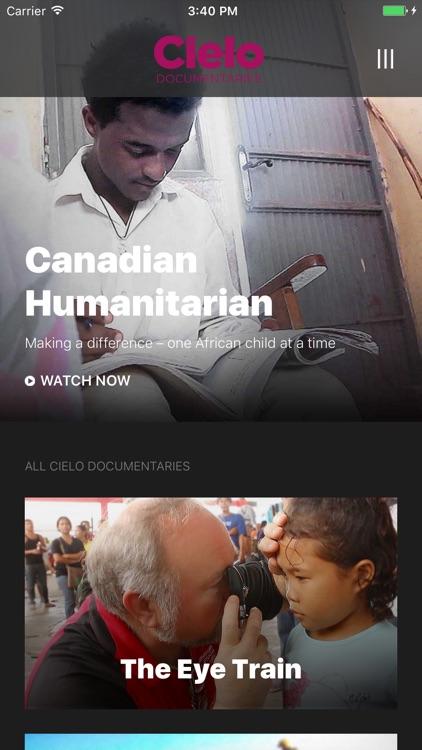 Cielo Documentaries for iPhone screenshot-4