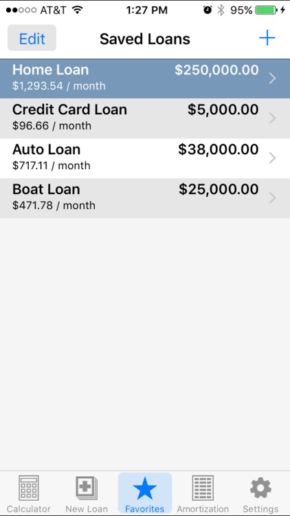Loan Calculator Pro screenshot-2