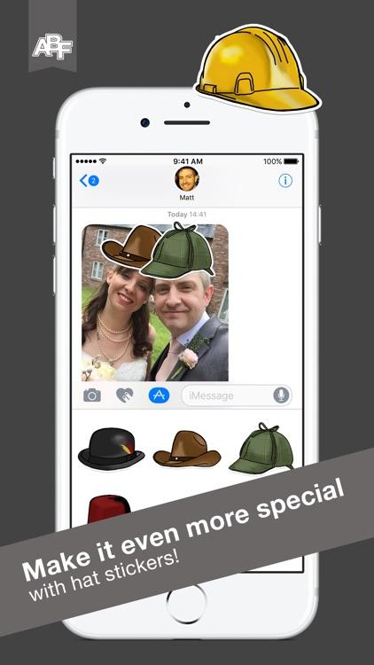 Thinking Caps Stickers screenshot-3