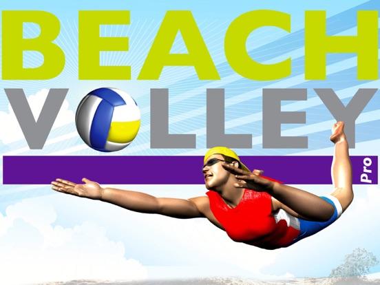 Beach Volley Pro Lite на iPad