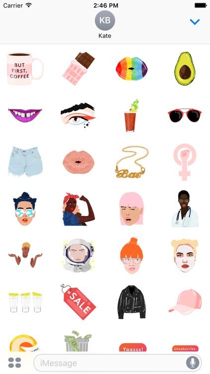 AltMoji Stickers