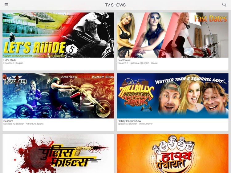 BoxTV – Free Bollywood Movies, Hollywood and TV Shows screenshot-4