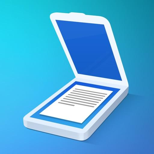 Scanner App - Free PDF scanner for documents app logo