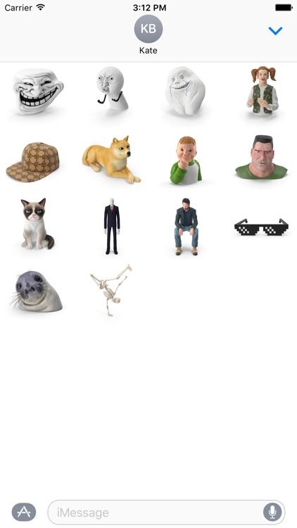 Memes by PixelSquid