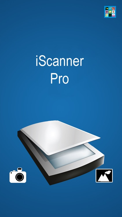iScanner Pro - PDF scanner to scan document screenshot-0
