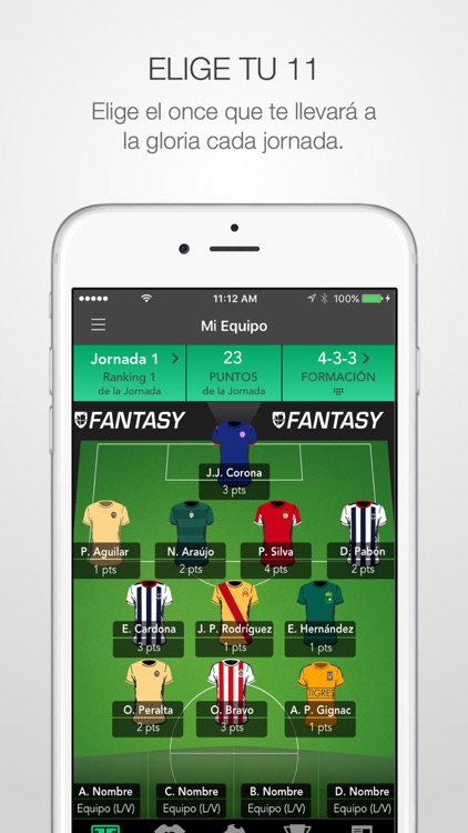 Univision Deportes Fantasy screenshot-0