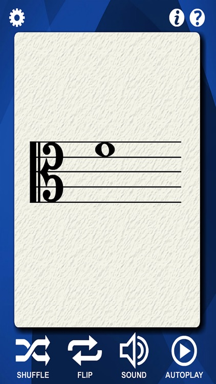 Viola Flash Cards