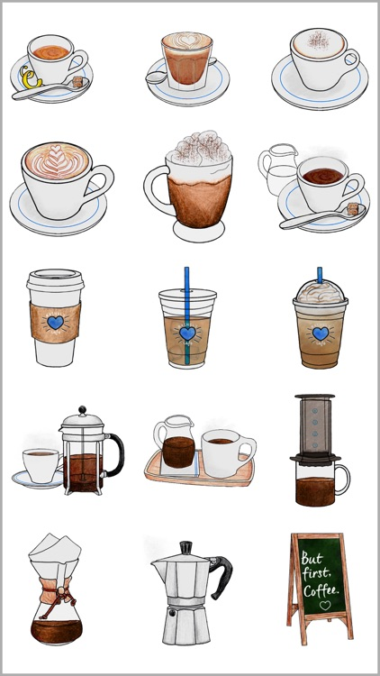 Coffee by Rachel Ryle